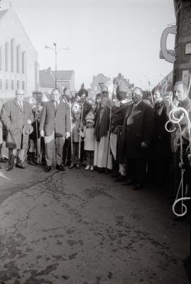 Intrede van Sinterklaas, Staden 1970