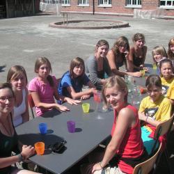 Chiro Gits, Chirojaar 2009 - 2010, Kamp Beringen - Mijn- De Kompel