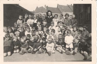 Schoolfoto mei 1944