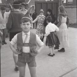 Chirojeugd viert carnaval, Moorslede 1969