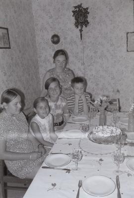 Ann Bekaert viert 10 de verjaardag, Moorslede