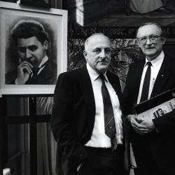 Antoon Van Wilderode en Michiel Debruyne, Roeselare