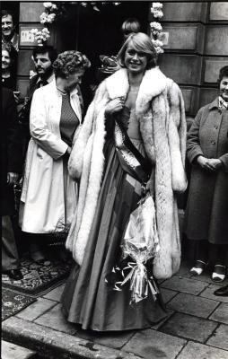 Francoise Bostoen, Roeselare, Miss België 1983