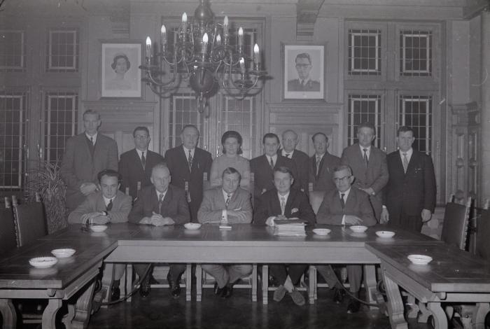 Gemeentebestuur Moorslede 1970