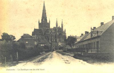 Kerk en Moorsledestraat, Dadizele