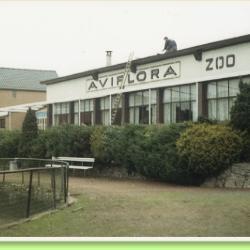 Gebouw Aviflora Zoo, Ingelmuster