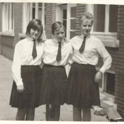 Foto schooljaar 1964 - 1965, 5de moderne, Barnum, Roeselare
