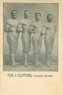 The 4 Cliftons