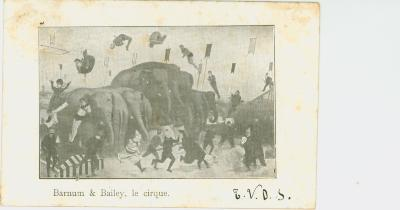 Barnum and Bailey, le cirque (3)