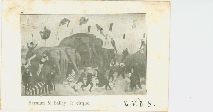 Barnum and Bailey, le cirque (3)