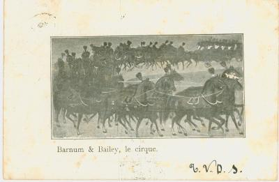 Barnum and Bailey, le cirque (2)