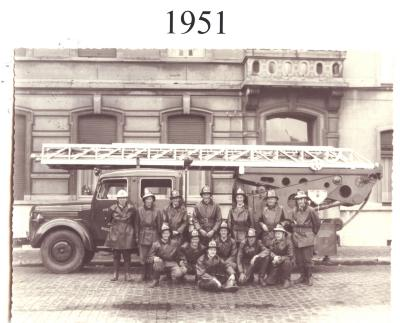Brandweerkorps,1951