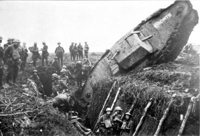 Britse tank