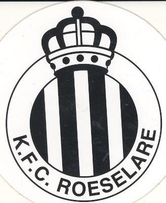 Sticker K.F.C. Roeselare