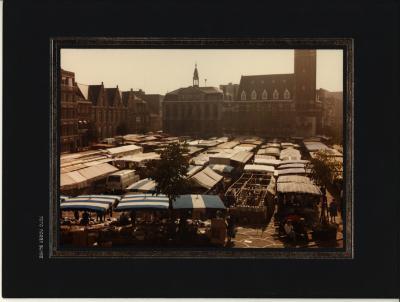 Foto Grote Markt Roeselare