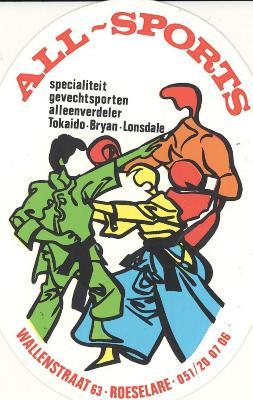 Sticker All-Sports
