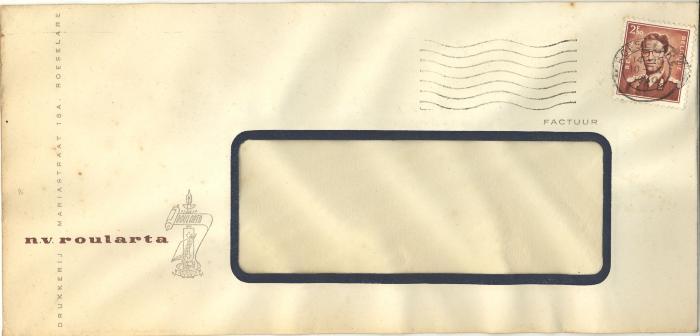 Briefomslagen door de jaren heen uit Roeselare (deel 2)