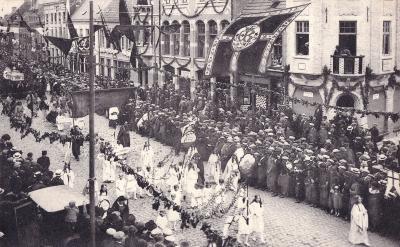 Heilig Hartfeesten, Roeselare