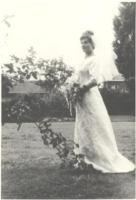 Trouwfoto's, 1963