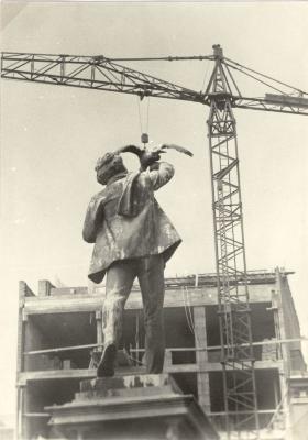 Nieuwbouw in de Jan Mahieustraat, Roeselare