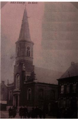 St Godelievekerk, Roeselare Beitem