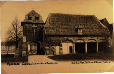 Bijgebouw kasteel van Rumbeke, Roeselare