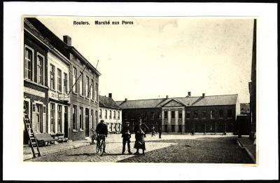 Varkensmarkt, Roeselare