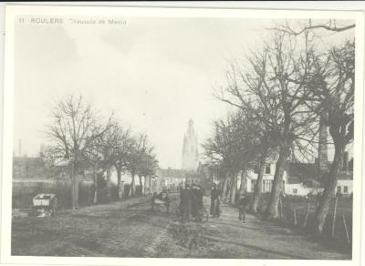 Meensesteenweg, Roeselare