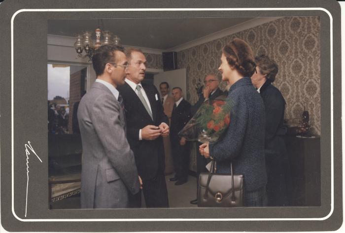 Fabiola in Rumbeke, 1978