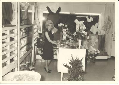 Winkel kinderkledij, 1965