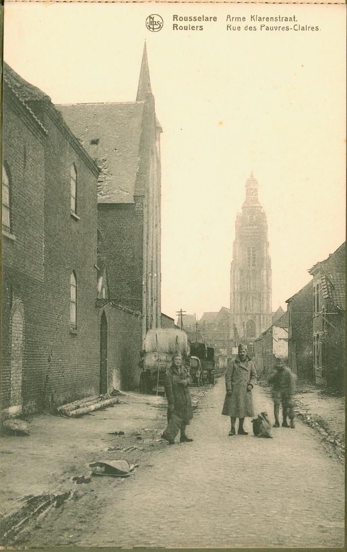 Arme Klarenstraat, Roeselare