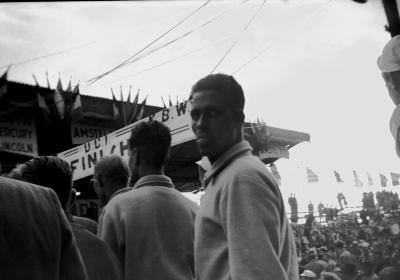 Fotoverslag van Wereldkampioenschap wielrennen, Moorslede 1950