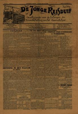De Jonge Reisduif, 12 november 1948