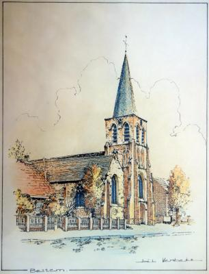 Godelievekerk Roeselare Beitem