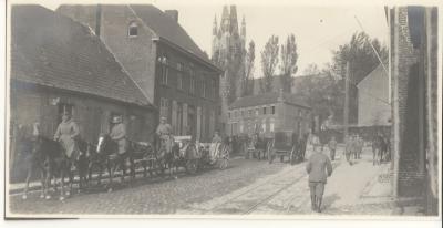 Roeselarestraat, Hooglede