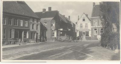 Dorpsplaats, Hooglede