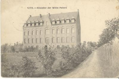 Klooster witte paters, Hooglede
