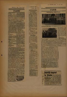 De Torhoutse Bode, 15 juni en 6-20 juli 1973