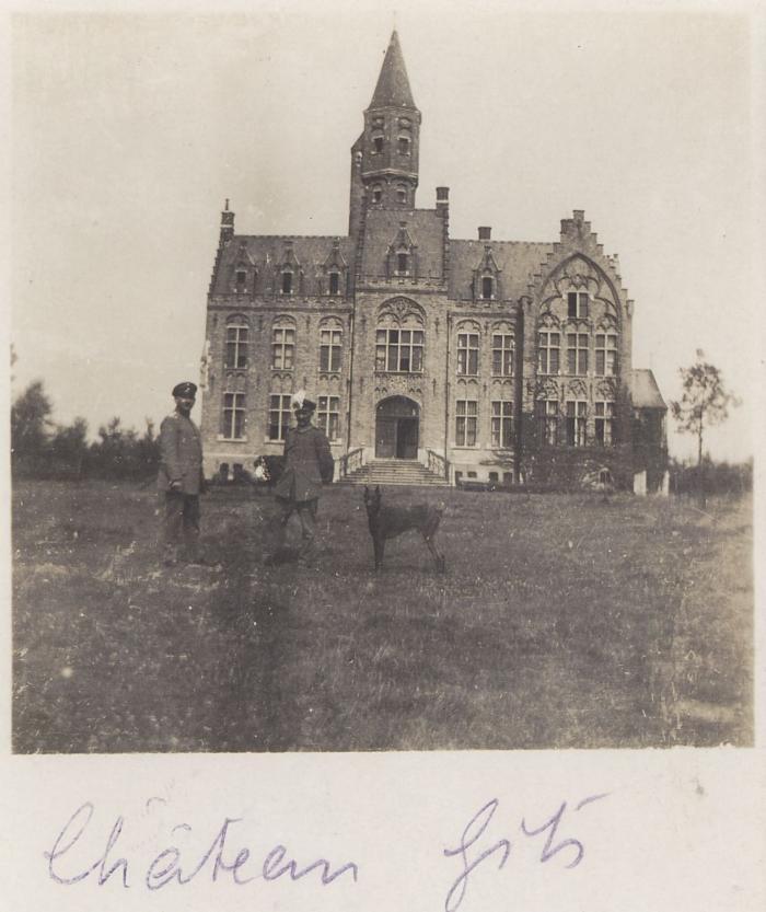 Chateau Pélichy, Gits