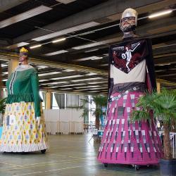 Fietsvierdaagse, Expohallen Roeselare, 19 augustus 2015