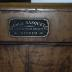 Authentieke brandkasten, firma Gasquet, Izegem