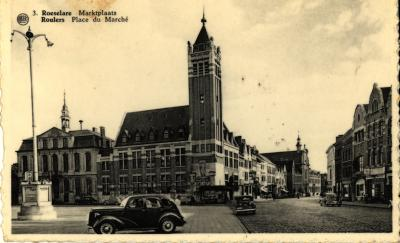 Grote Markte, Roeselare