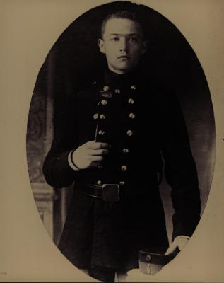 Albert Carbon, 1914
