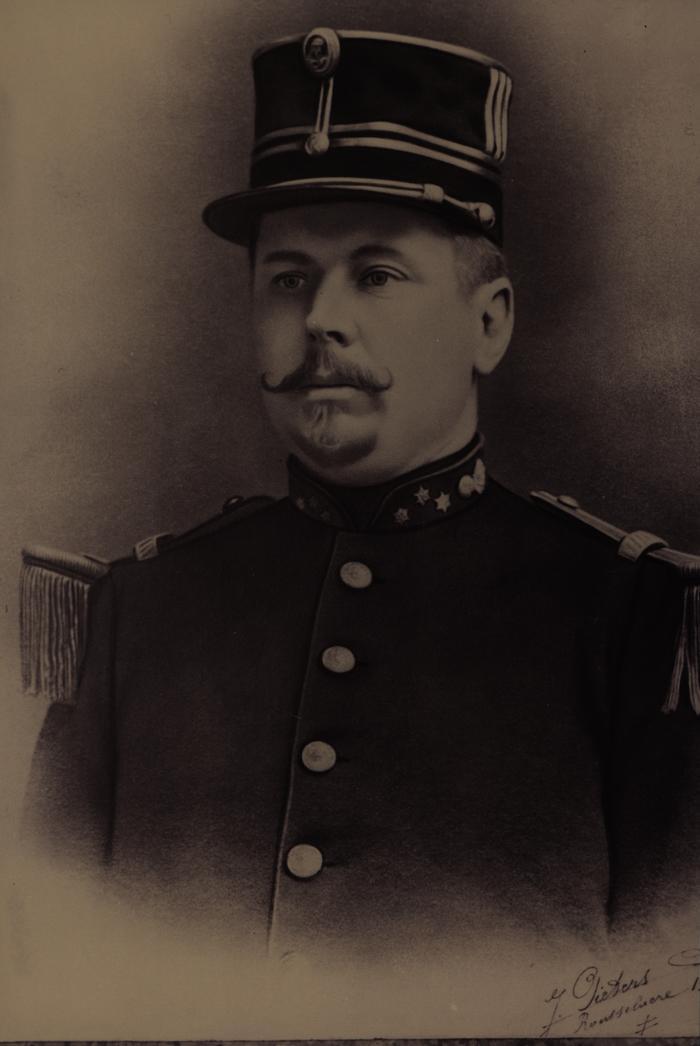 Kapitein Veys, 1896-1919