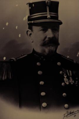 Bevelhebber Louis Maselis, 1898-1920