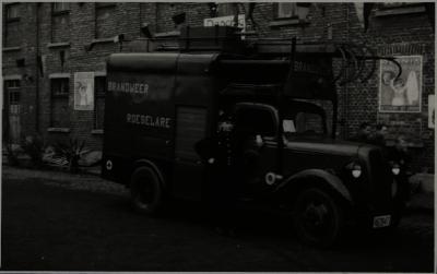Brandweervoertuig, 1946?