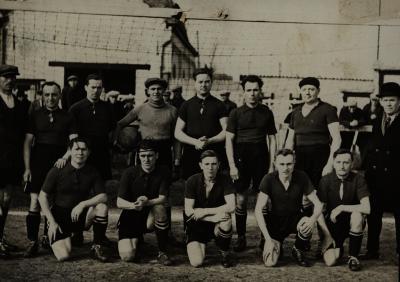 Voetbalploeg, +-1937
