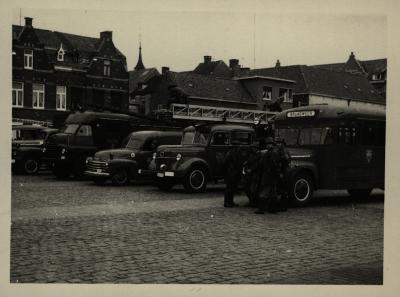 Wagenpark, 1963