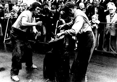 Batjes, hoefsmid, 1975
