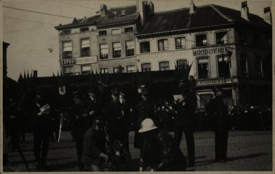 Brandweerwedstrijd, 1946